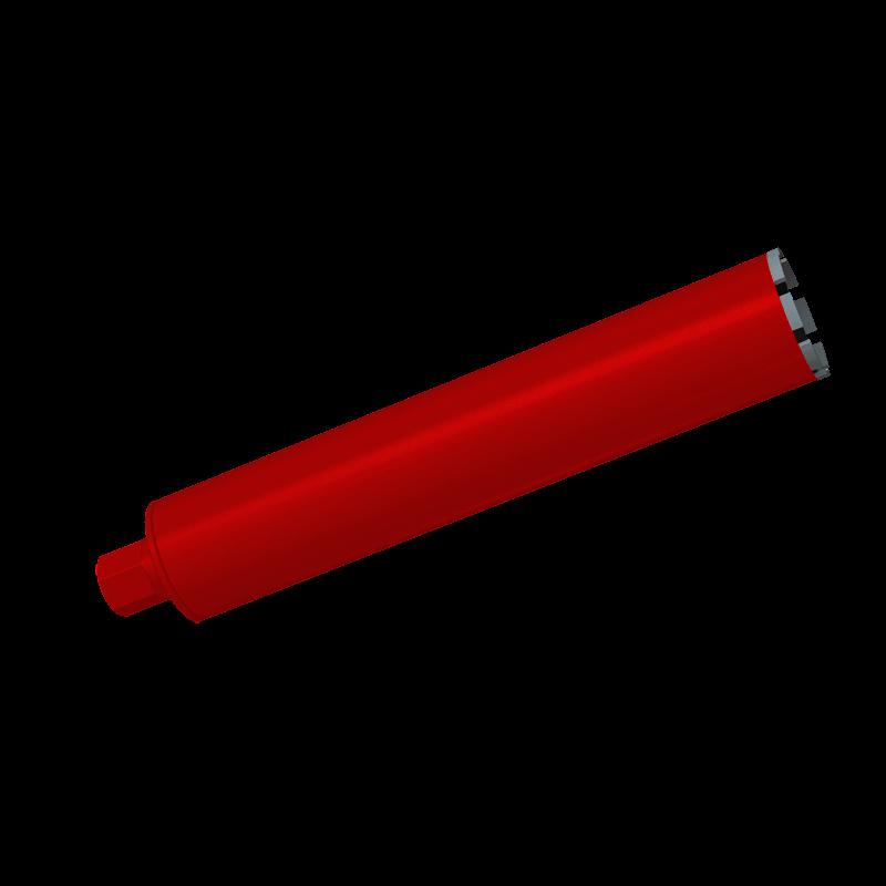 Алмазная коронка BKF 600 ∅92 мм