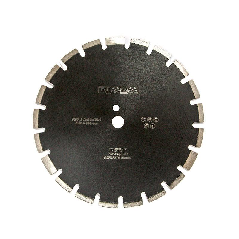 алмазный диск 350мм по асфальту pro