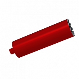 Алмазная коронка BKF 600 ∅142 мм