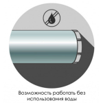 алмазная коронка по бетону ∅107 мм mix e АДЕЛЬ