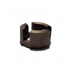 сегмент ø22мм по бетону алмазный кольцевой